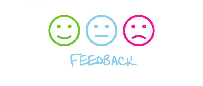 get feedback about your talks
