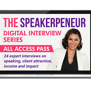 digital interview series