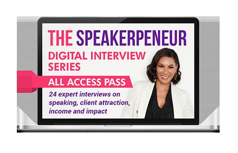 digital interview series