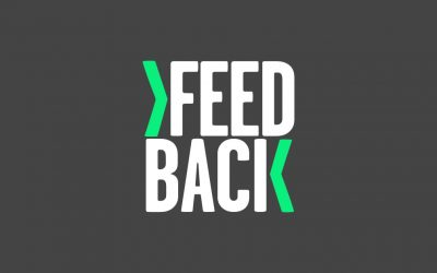 Why feedback DOES matter